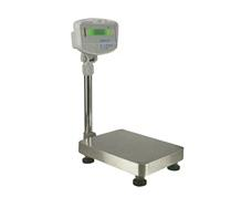 FED-GBK SERIES COUNTING SCALES, LARGE PLATFORM