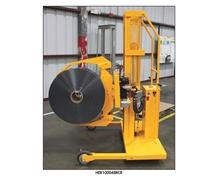 EASYLIFT ROLL CLAMP ROTATOR - DC POWERED - STRADDLE LEG STYLE